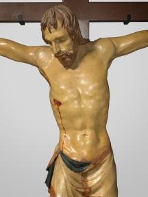 20179-D013 Donatello, Cristo in Croce, Santa Croce, Firenze 002 V1 Grigio