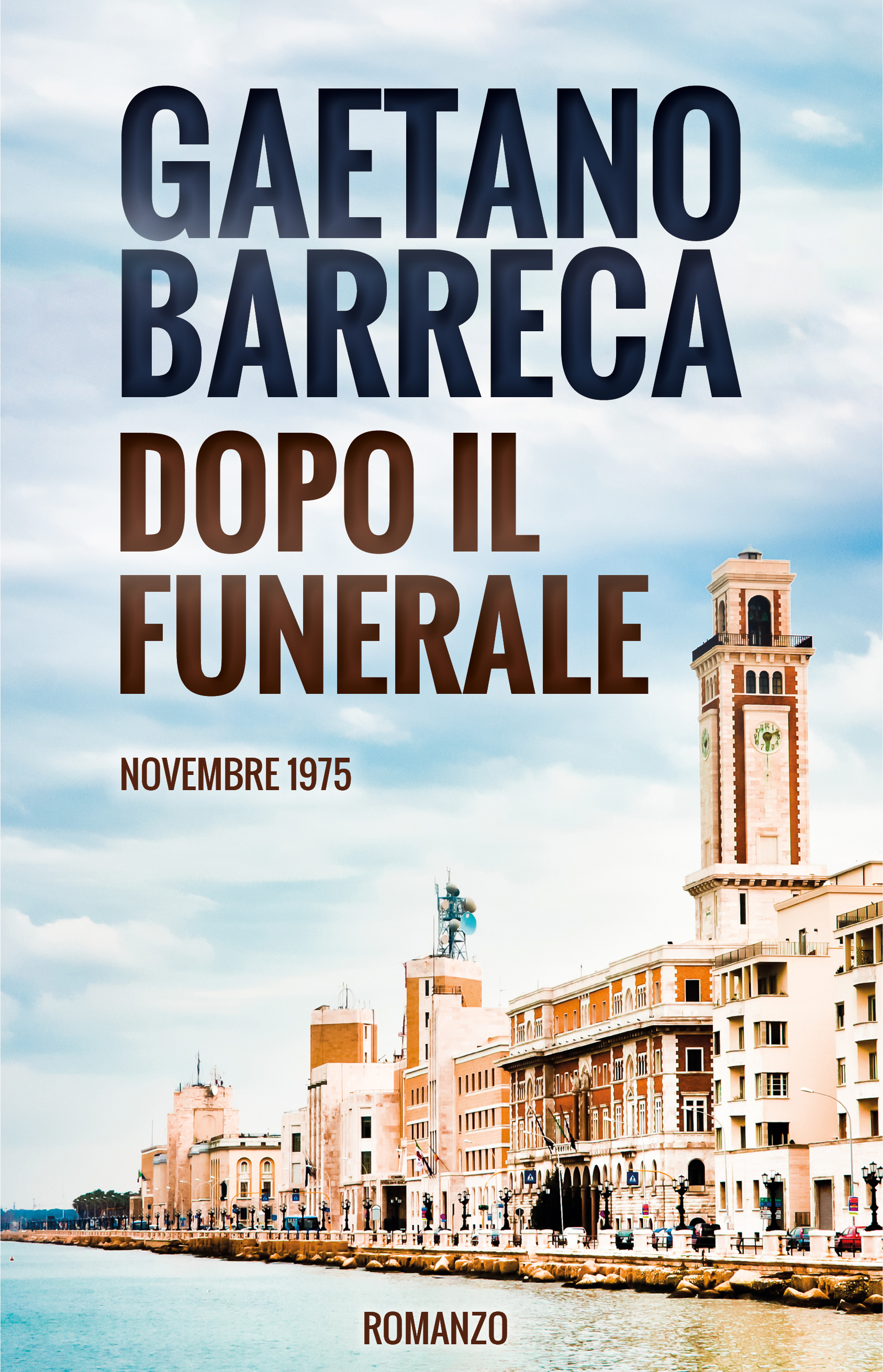 Gaetano Barreca - Dopo il Funerale - Cover Kindle (1).jpg