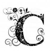 221d0a3d25cc81cc479dc007ba3f5dab--letter-c-monogram-letters