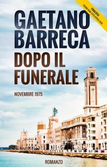 Gaetano Barreca - Dopo il Funerale - Cover Kindle